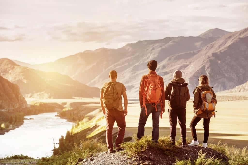 guide randonnée montagne