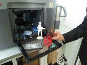 imprimante 3D pour des objets originaux