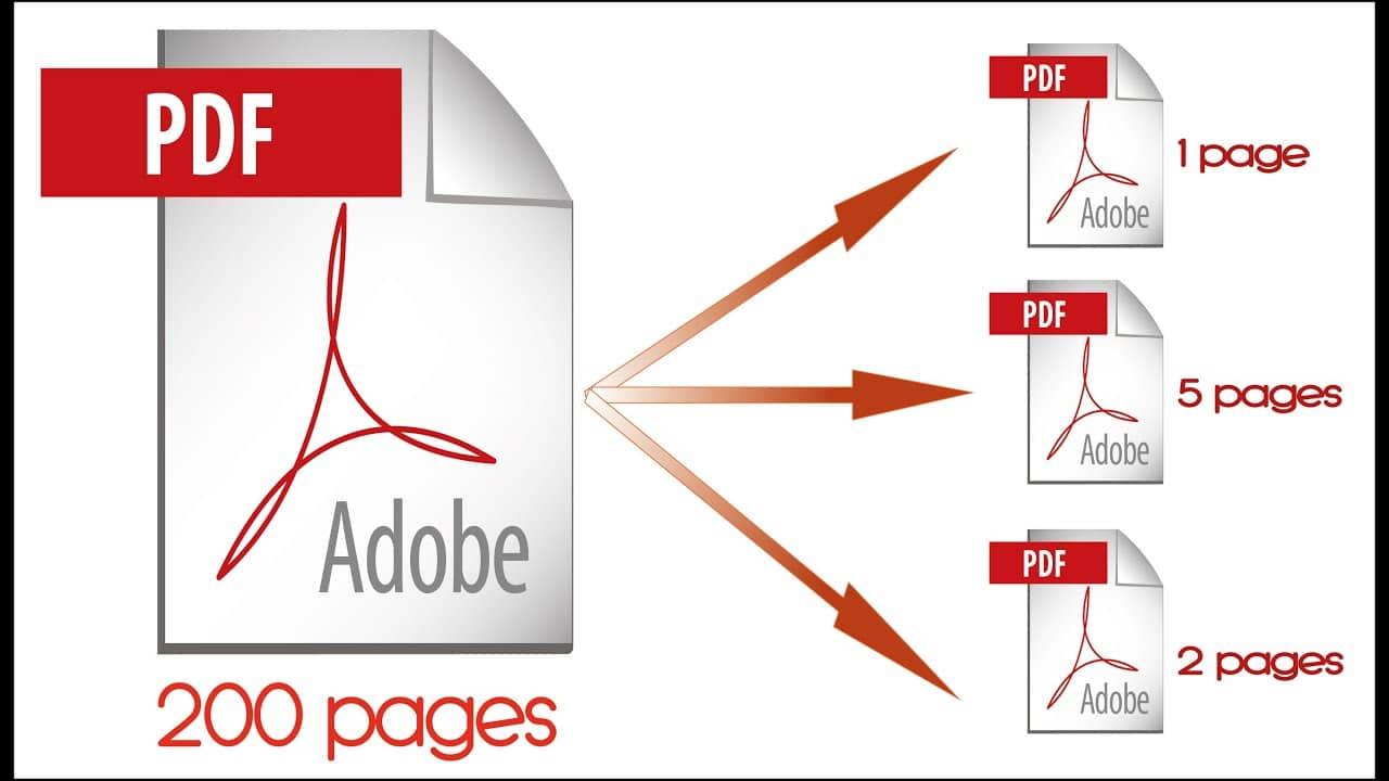 Couper un PDF
